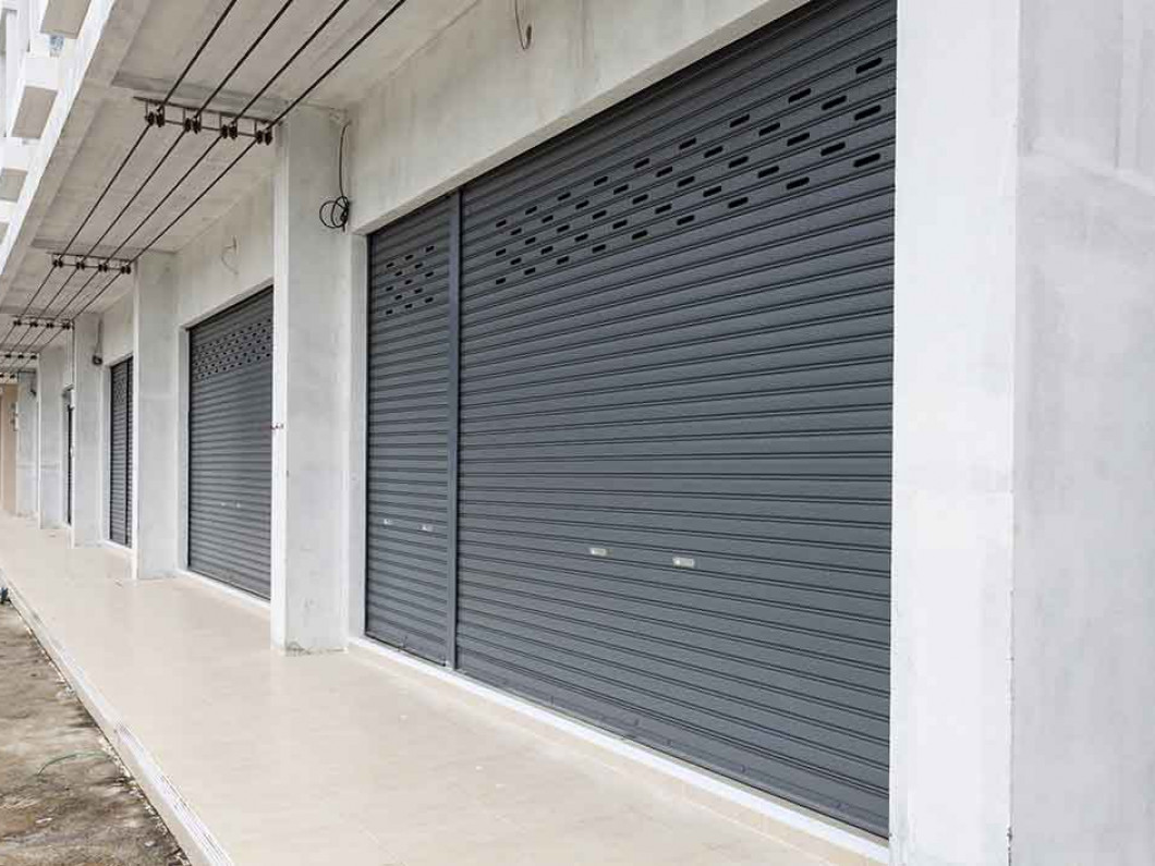 Get commercial overhead door repair and installation through us